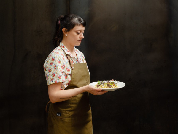 Christina Currier of Comedor in Austin