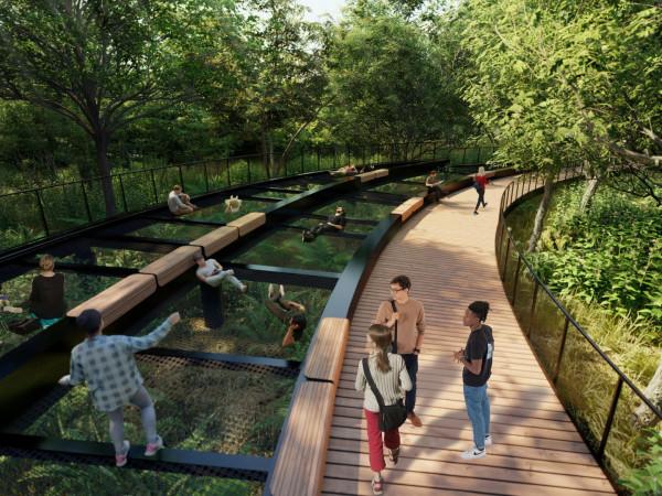 Springdale Green in East Austin