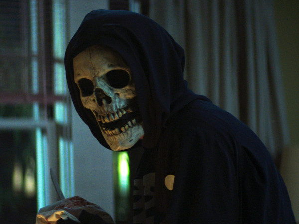 Masked killer in Fear Street Part One: 1994