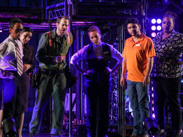 Dallas Theater Center presents Working: The Musical
