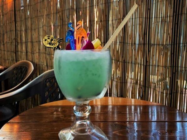 Tarantula Tiki Lounge
