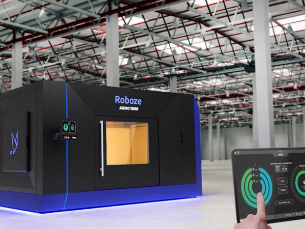 Roboze 3D printer
