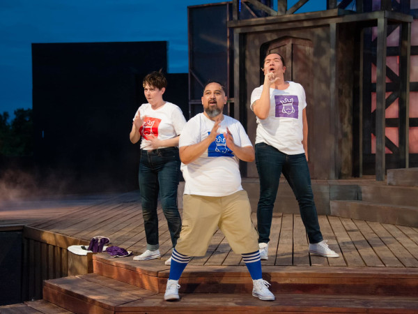 The Complete Works of Shakespeare Abridged Revised