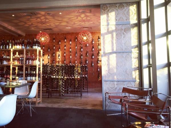 Avondale Food & Wine interior