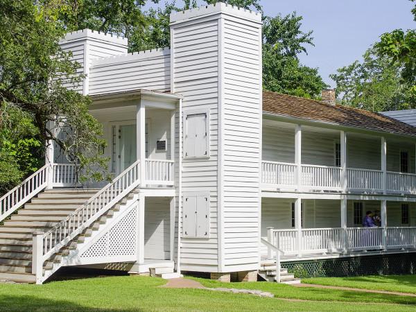 Sam Houston Steamboat House