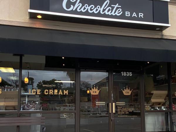 The Chocolate Bar exterior