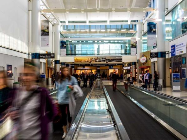 George Bush Intercontinental Airport Houston