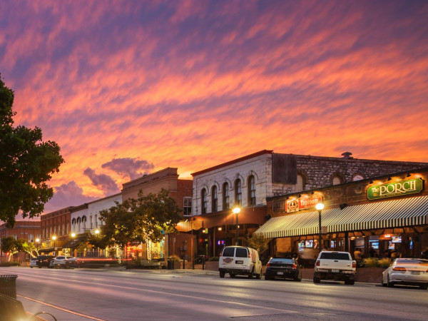 Downtown San Marcos