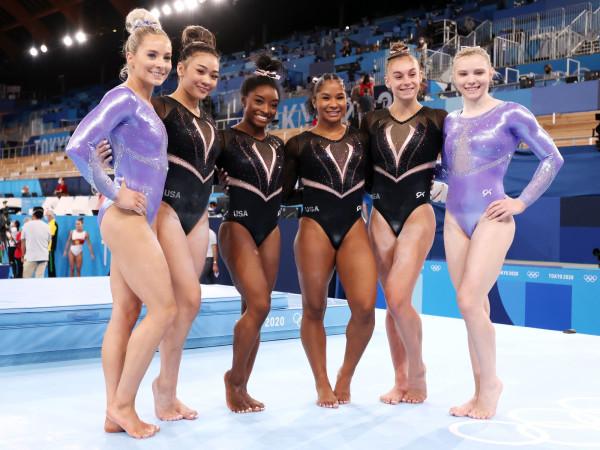 Olympics Gymnastics 2021 women