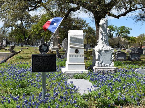 Oakwood Cemetery Austin