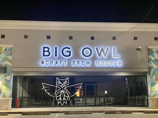Big Owl Craft Brew House