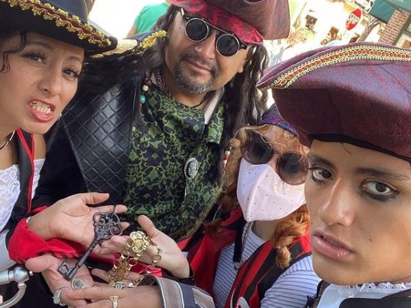 The Pirates Treasure Hunt