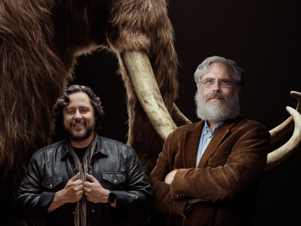 Ben Lamm and George Church of Colossal