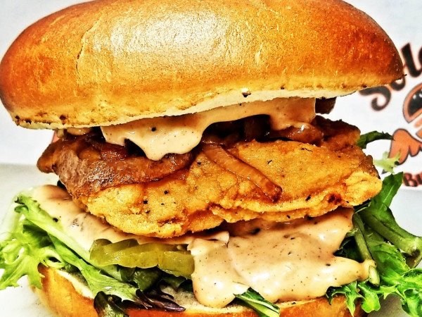 chicke sandwich
