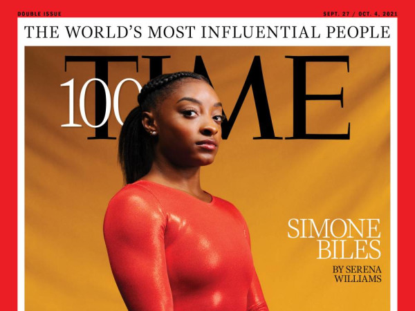 Simone Biles Time 100 Most Influential People 2021