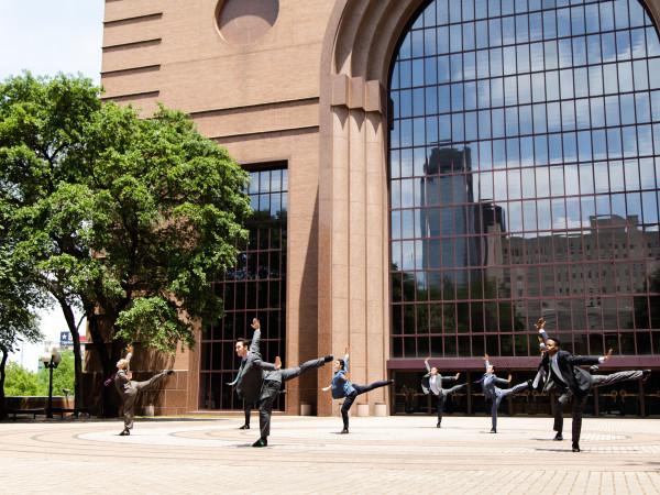 Houston Ballet Play downtown