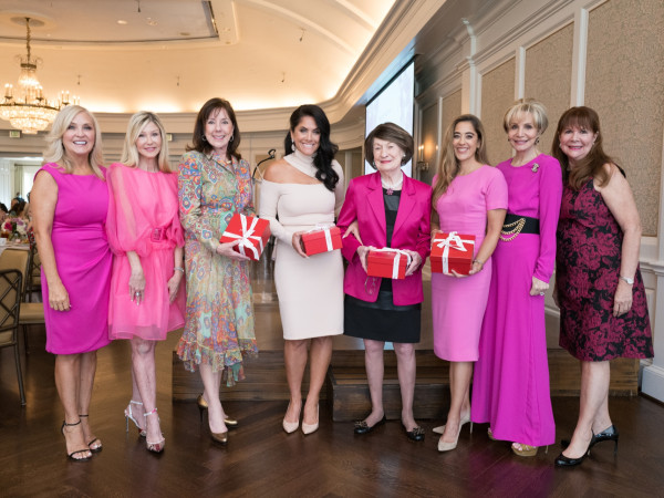 Tickled Pink Luncheon 2021 Houston