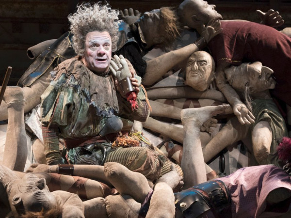 Gary: A Sequel to Titus Andronicus on Broadway