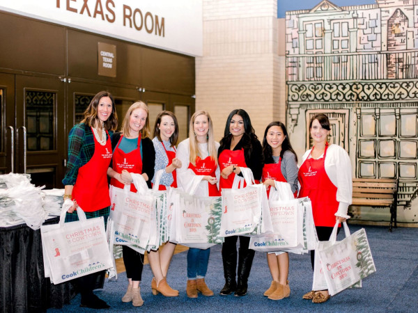 Junior League Fort Worth Christmas in Cowtown