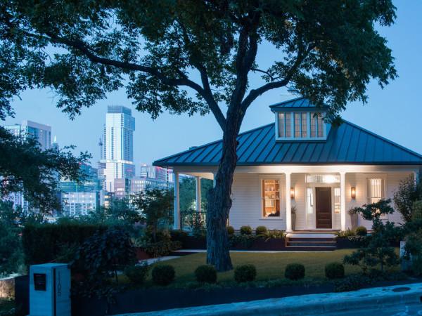 Clarksville residence