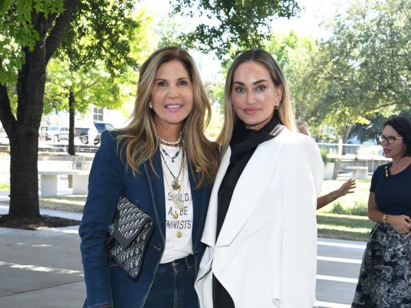 Jennifer Karol and Kara Goss