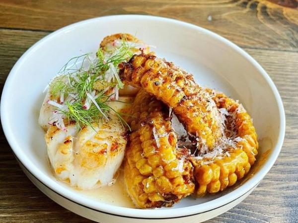fish corn