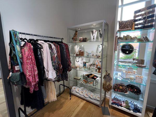 Desert Rose gift shop