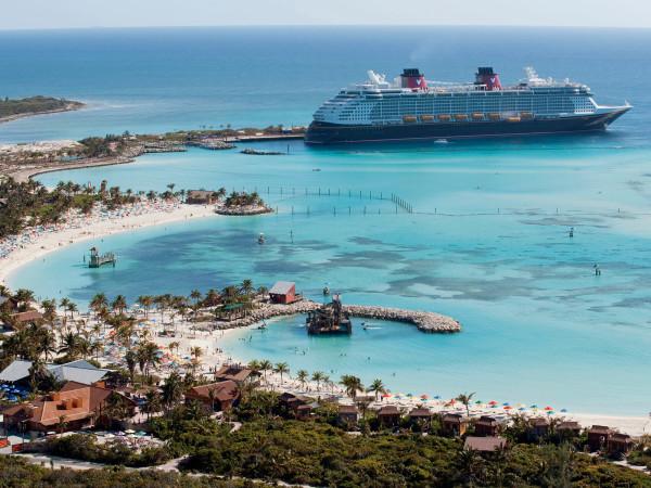 Disney Cruise Line cruise ship