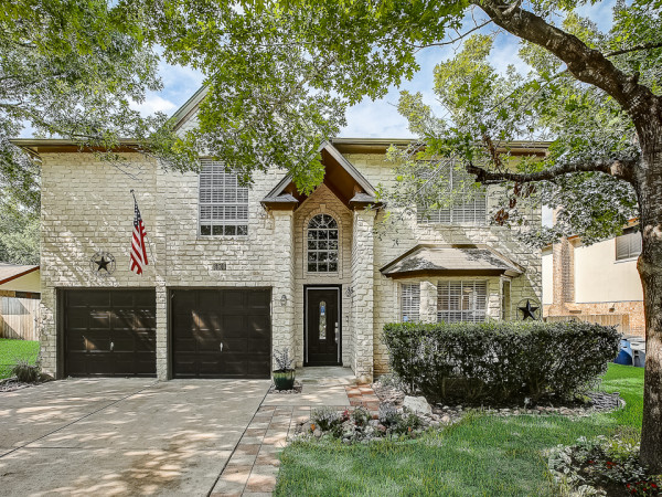 5900 Brown Rock Austin home for sale