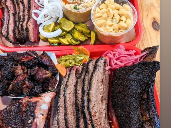 Cattleack Barbeque barbecue bbq tray