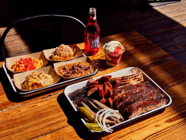 Burnt Bean Co barbecue BBQ tray