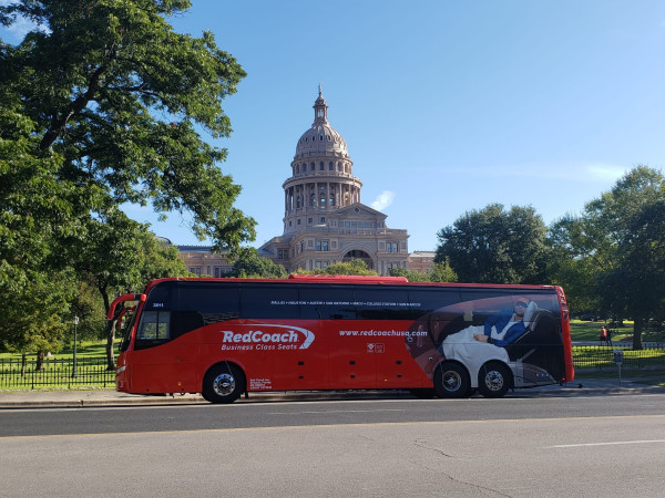 RedCoach bus