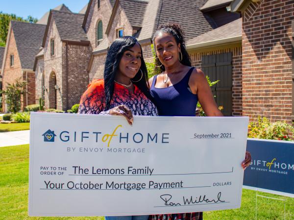 Gift of Home Regina Lemons