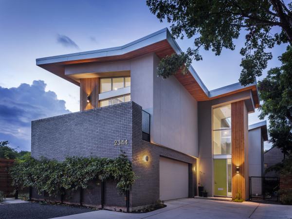 AIA Houston Modern Home Tour 2021 House 2234