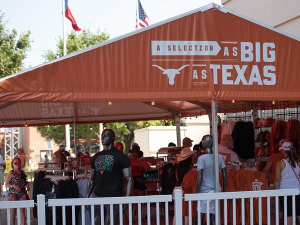 University of Texas merch