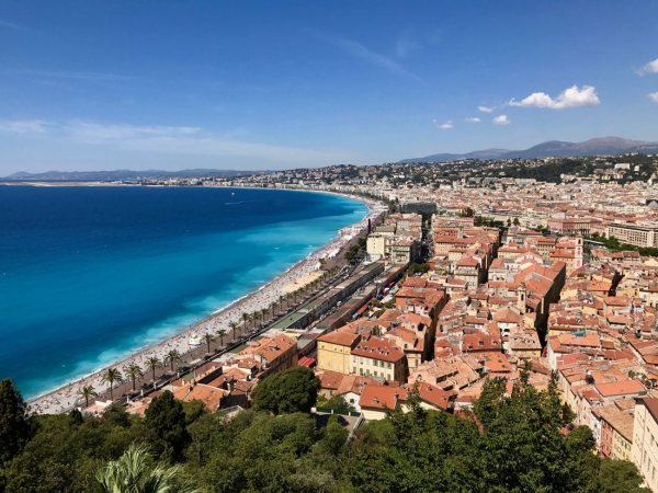 nice france french Riviera