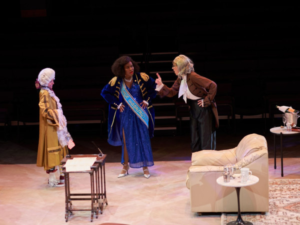 The Taming at WaterTower Theatre