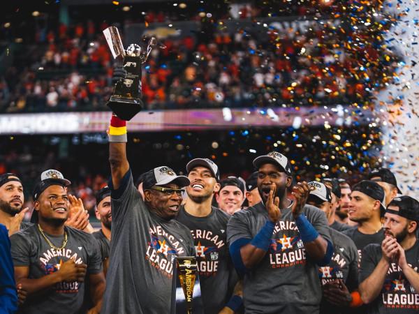 Houston Astros World Dusty Baker