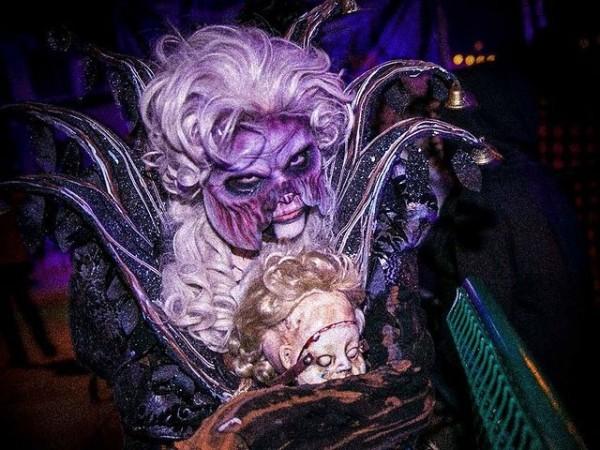 13th Floor Haunted House San Antonio The Dollmaker
