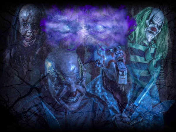Creepy Hollow Haunted House Rosharon