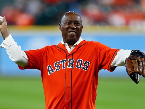 Sylvester Turner Astros
