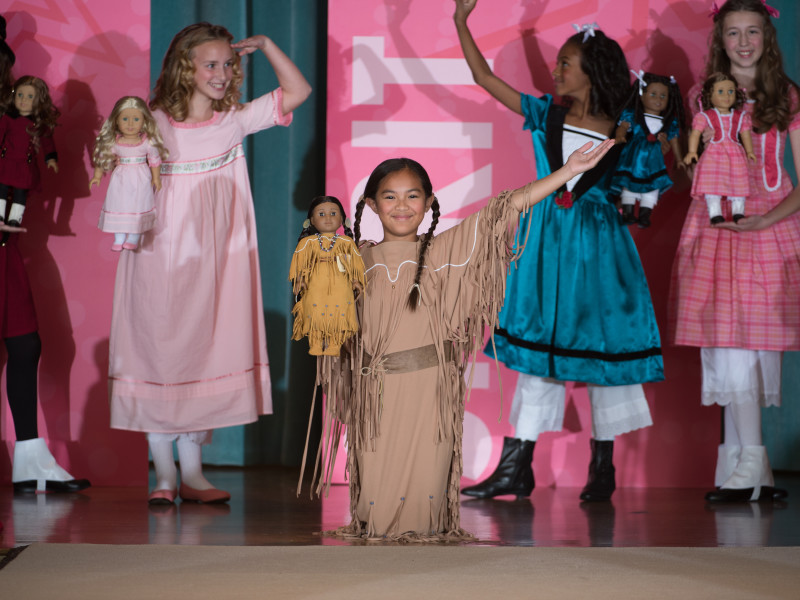 19th annual american girl fashion show event culturemap houston