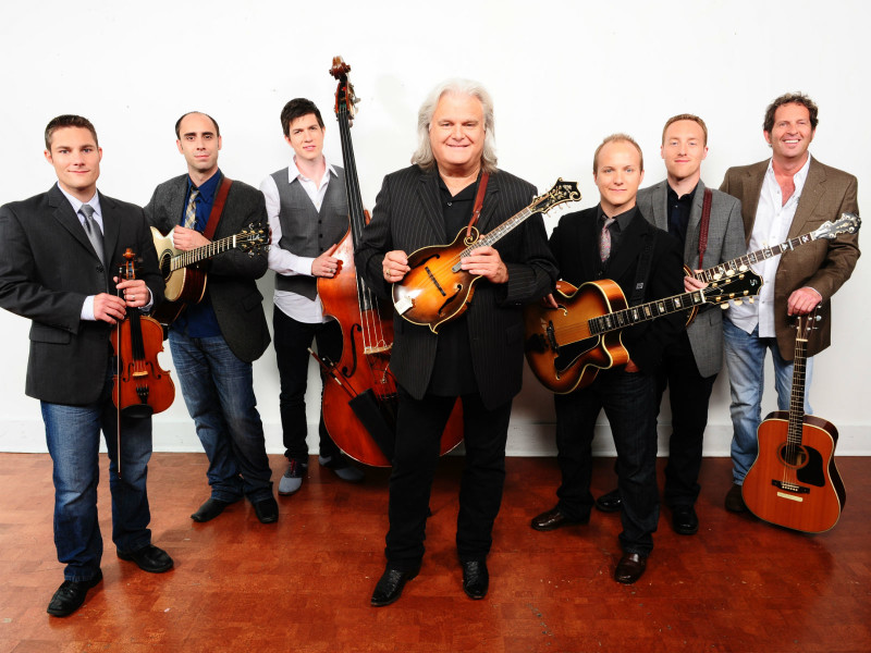 Concerts In The Garden Ricky Skaggs And Kentucky Thunder Event Culturemap Dallas