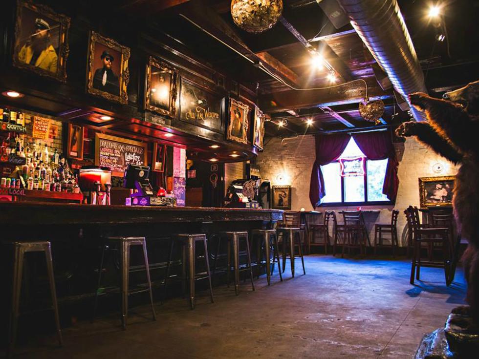 The Mohawk Inside Bar