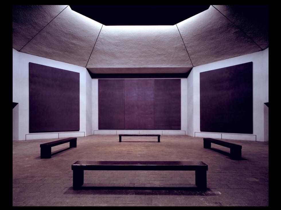 03, AIA Houston, Sacred Spaces, audio photo essay, November 2012, Rothko Chapel