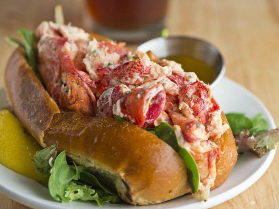 East Hampton Sandwich Co. lobster roll
