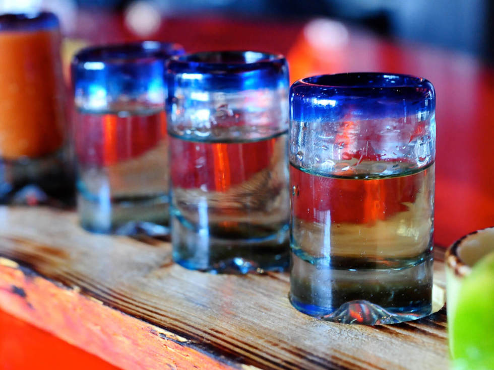 September 2012 Happy Hour Deals, TQLA, tequila shots