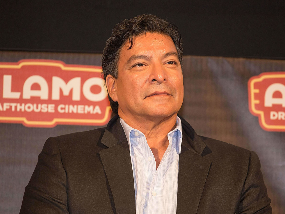 Hell or High Water Austin premiere Alamo Drafthouse panel Gil Birmingham