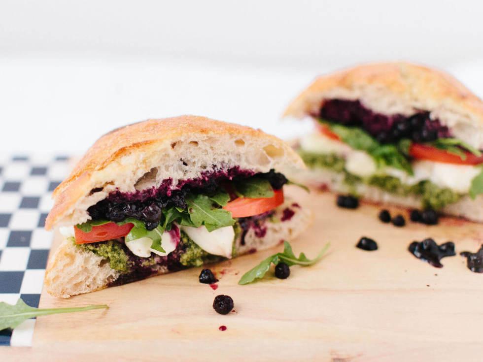 Modern Market sandwich