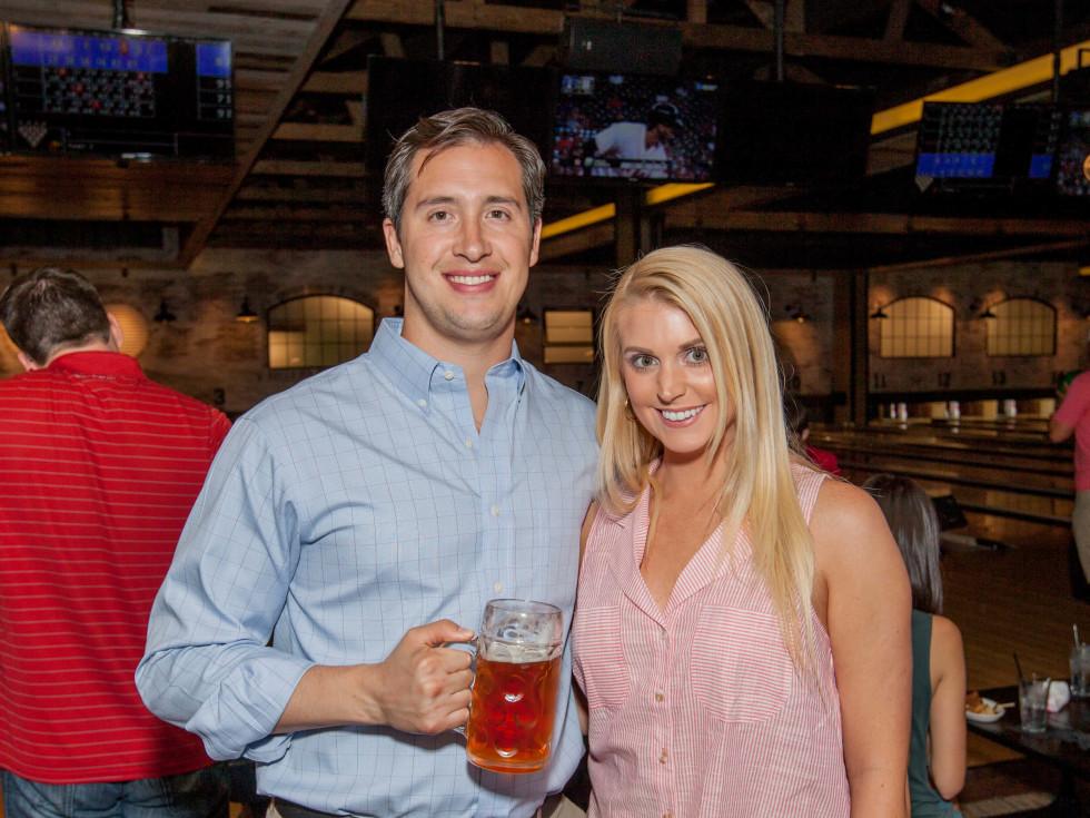 Bowl & Barrell, 7/16,  Luke Fertitta, Mary Kueser